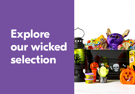 Explore our wicked selection