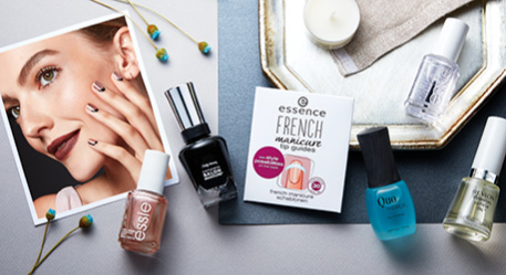 Nail art is back in a big way! Break out your brush and hold still for a nail look you'll obsess over.