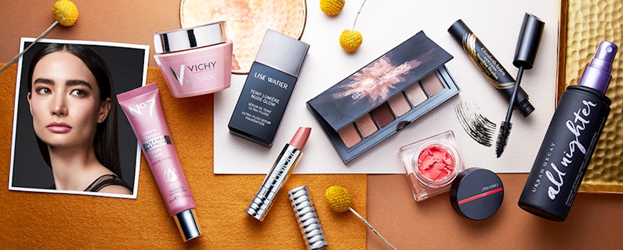 GET THE LOOK: SOFT & RADIANT