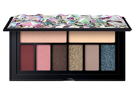SMASHBOX Cover Shot: Crystalized Eye Shadow Palette