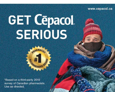 Need to knock-out a painful sore throat fast? Cepacol Instamax contains 2 max strength pain relievers that work like a local anesthetic !