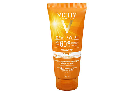 Vichy Idéal Soleil Sport SPF 60 Ultra-Light Refreshing Lotion