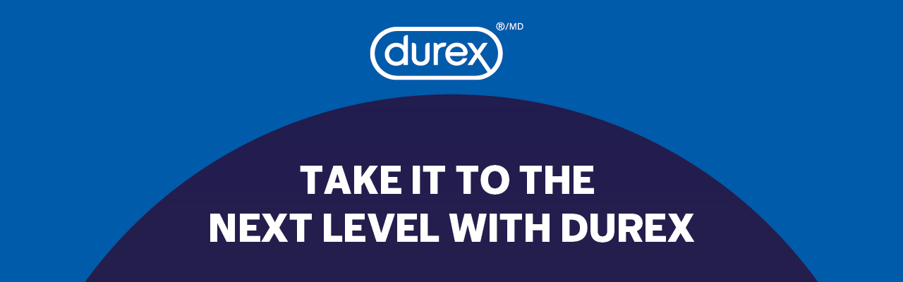 Take it to the next level with DUREX