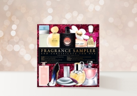 Fragrance Samplers