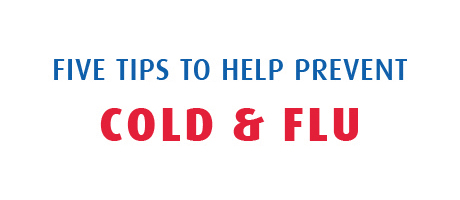 Lysols Tips & Tricks to help keep you protected during this cold & flu season.