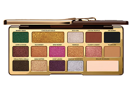 Too Faced Cosmetics Chocolate Gold Eyeshadow Palette