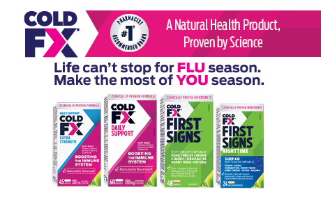 Life can't stop for FLU season. Make the most of YOU season.