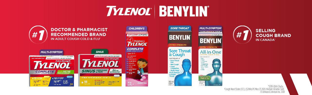 IMPORTANT: Take only ONE medicine at a time containing acetaminophen. To be sure any TYLENOL® product is right for you, always read and follow the label.