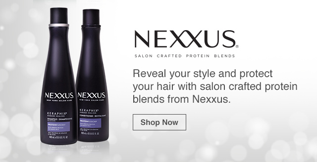 Nexxus: Reveal your style and protect your hair with salon crafted protein blends from Nexxus. Shop Now.