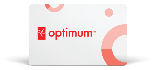 PC Optimum™ card.