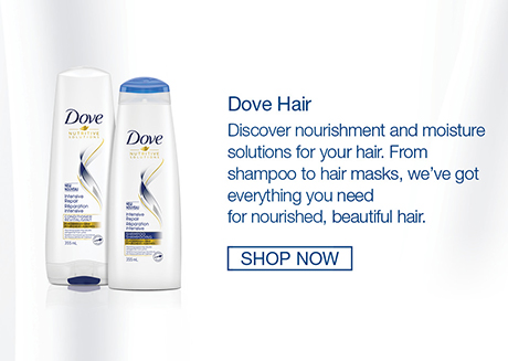 Dove Hair - Discover moisture solutions for your hair. From shampoo to hair masks, we have everything you need for nourished, beautiful hair.