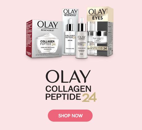 Olay Collagen Peptide 24. Shop now.