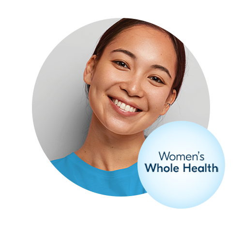For women's whole health