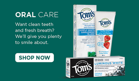 Oral Care. Want clean teeth and fresh breath? We'll give you plenty to smile about. SHOP NOW