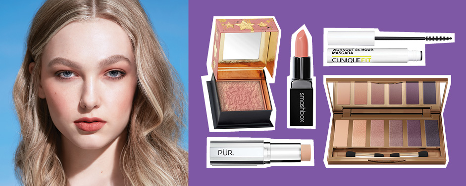 BOLDLY ROMANTIC: CREATE FALL'S RED-HOT AND ROSY MAKEUP TREND IN 8 EASY STEPS