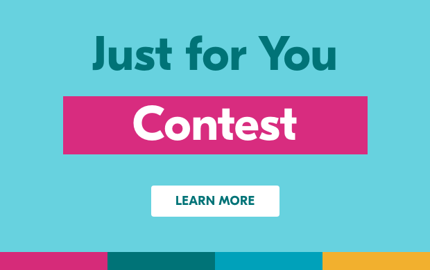 Just for you contest