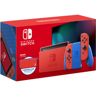 Nintendo Mario Red & Blue Edition, Nintendo Switch