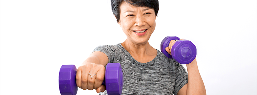 Nutrition and exercise to control diabetes