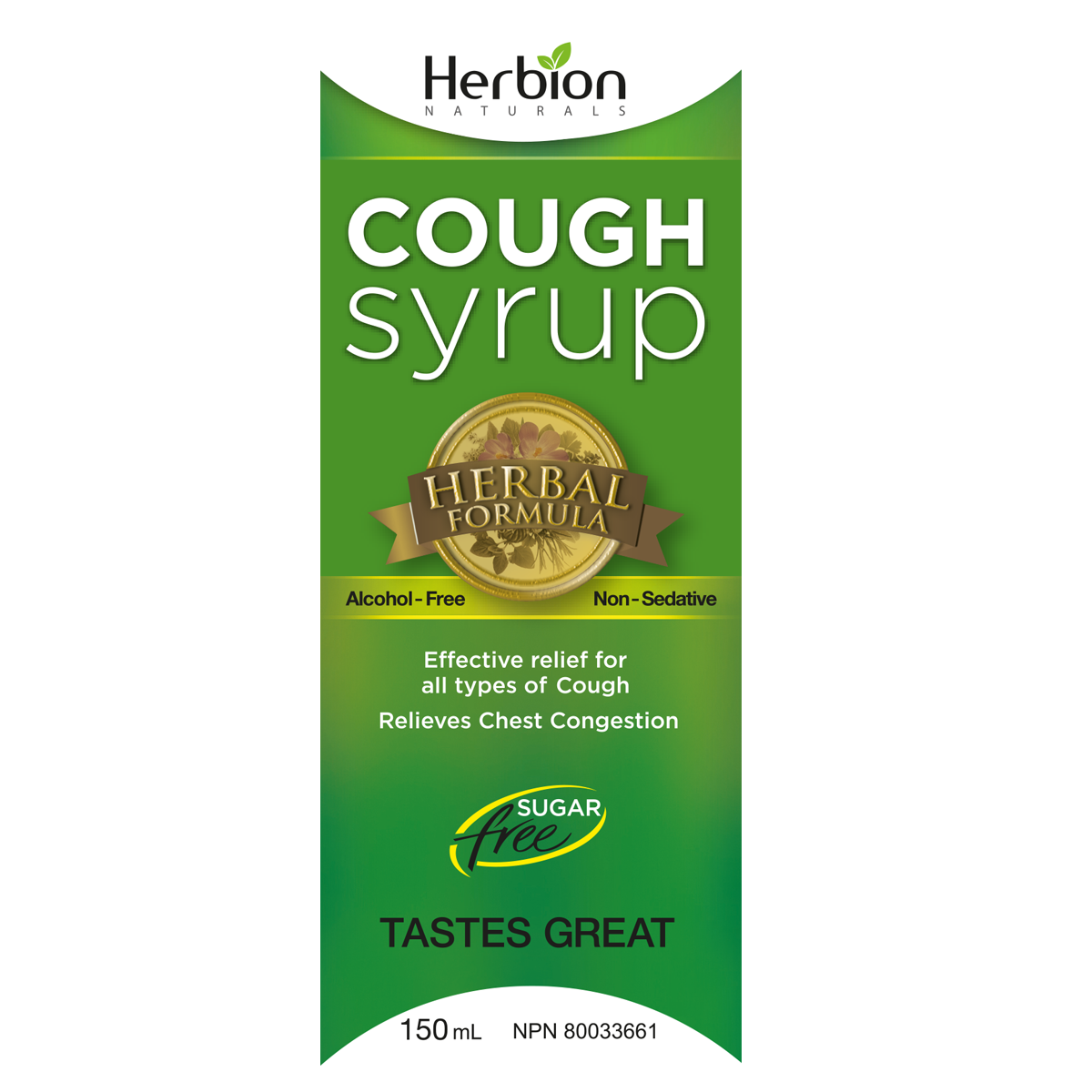 Herbion (plantain syrup): instructions for use