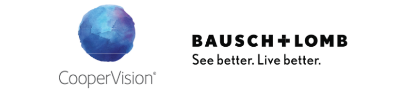 Cooper Vision, Bausch + Lomb