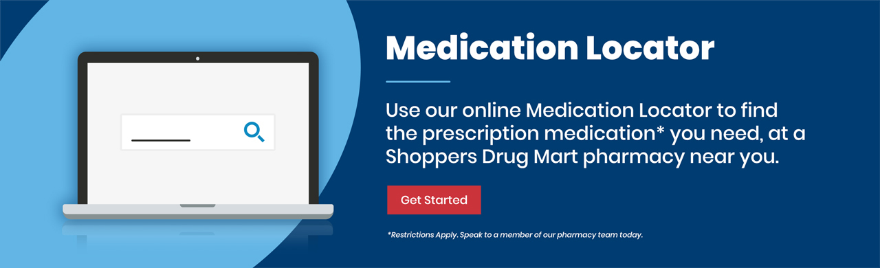 Medication Locator