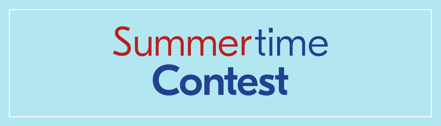 Summertime contest image