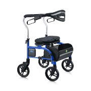 Find mobility solutions with a wide selection of rollators and walkers.