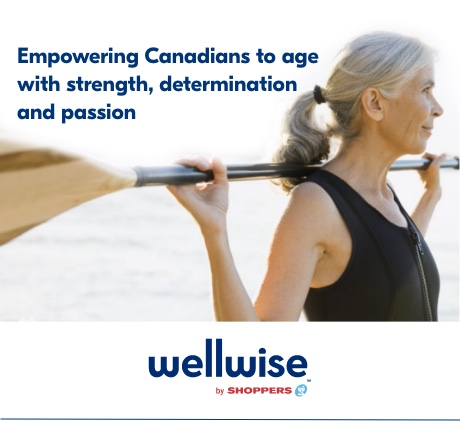 Empowering Canadians to age with strength, determination and passion